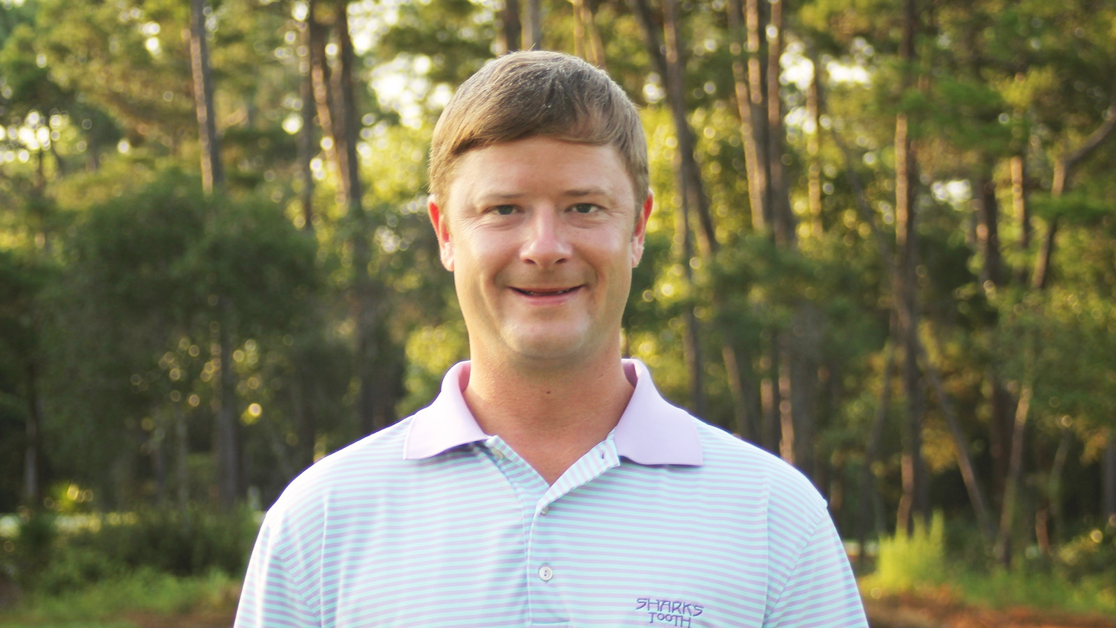Lee Moran, Assistant Golf Pro