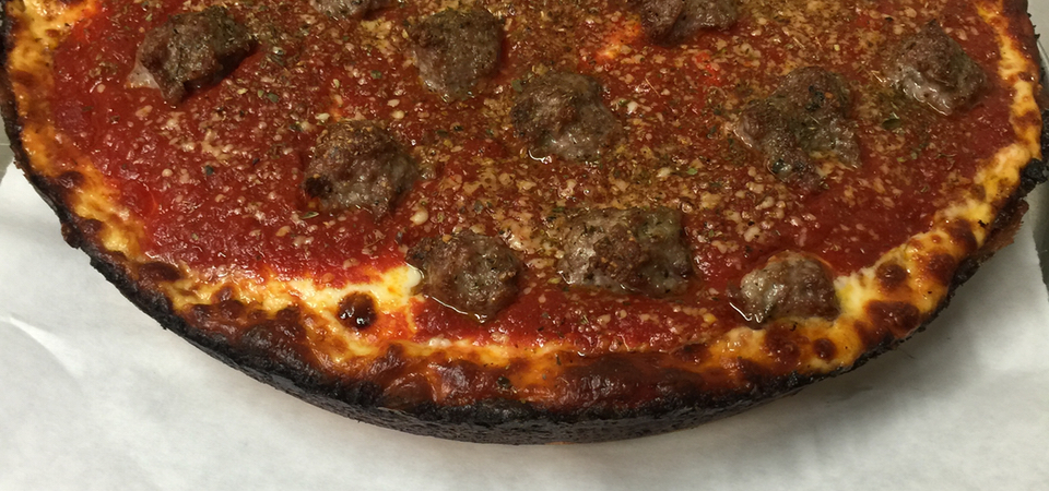 New Chicago Style Pizza