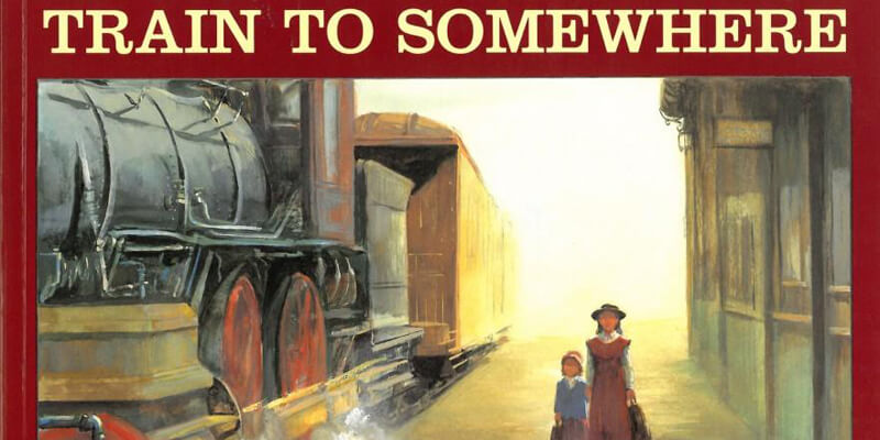 Six Traits Mentor Texts Trait of Sentence Fluency Train to Somewhere