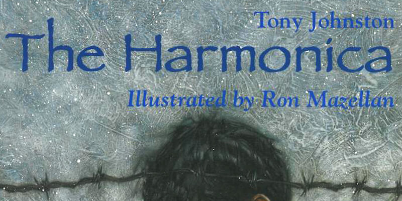 Six Traits Mentor Texts Trait of Voice The Harmonica