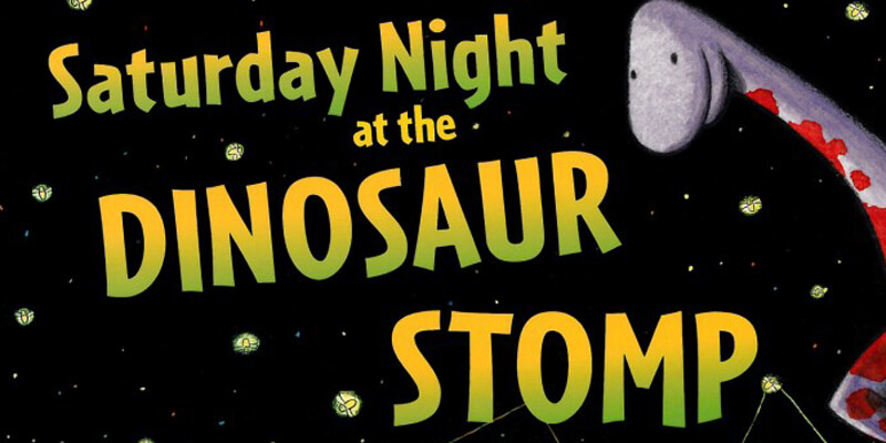 Six Traits Introduction Mentor Text Trait of Sentence Fluency Saturday Night at the Dinosaur Stomp