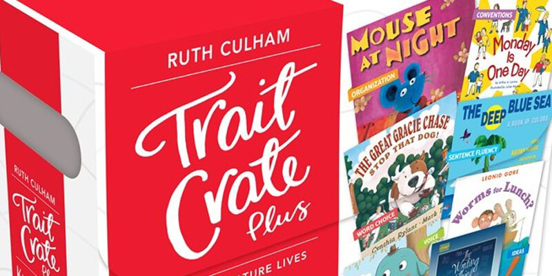 Ruth Culham Trait Crate Plus: Kindergarten