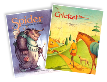 Short Nonfiction Texts Spider and Cricket Magazines