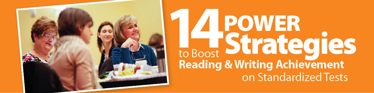 Smekens Education 14 Power Strategies to Boost Reading & Writing Achievement on Standardized Tests