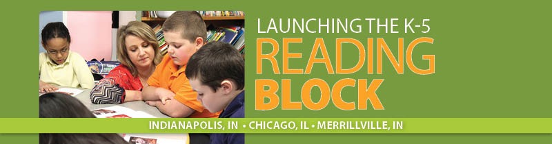 Smekens Education Launching the K-5 Reading Block