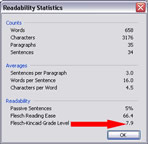 Teach Students to Assess Readability of their Own Writing
