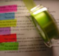 Engage More Writers with Highlighter Tape