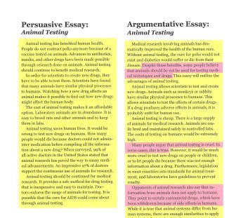 argumentative persuasive education essays Pieces in which someone is trying to convince the others in the correctness of his ideas are called persuasive essays  persuasive essay topics  argumentative.
