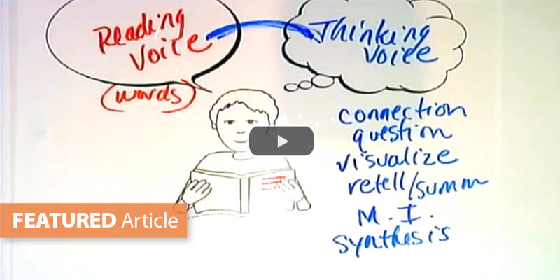 Introducing Reading Voice and Thinking Voice