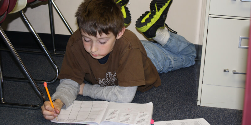 Task Sheets Ensure Efficient Literacy-Station Time