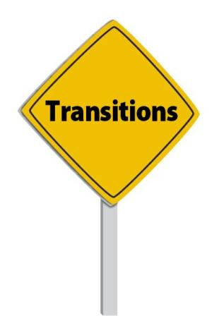 transitions for writing