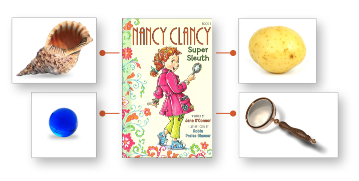 Prop Predictions Fancy Nancy Super Sleuth
