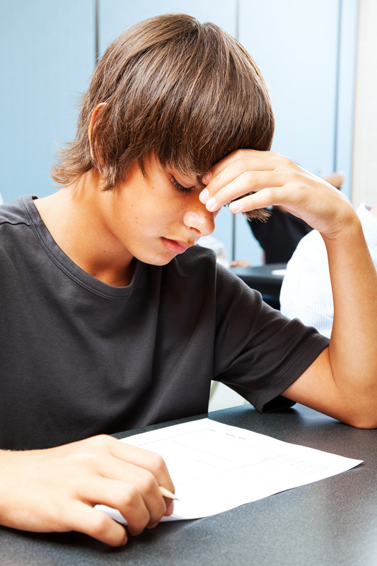 causes of stress in college students essay