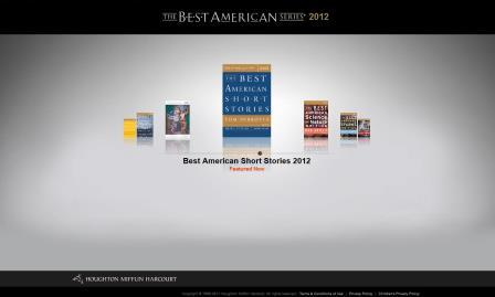 Best American Series--Houghton Mifflin Harcourt