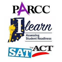 Standardized Assessments PARCC ISTEP ACT SAT