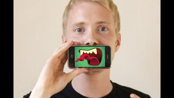 Mouth Off app