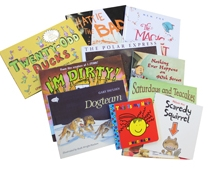 Kristina's Favorite Picture Books for Teaching the 6 Traits of Writing