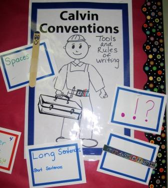 6 Traits of Writing--Trait Characters--Calvin Conventions