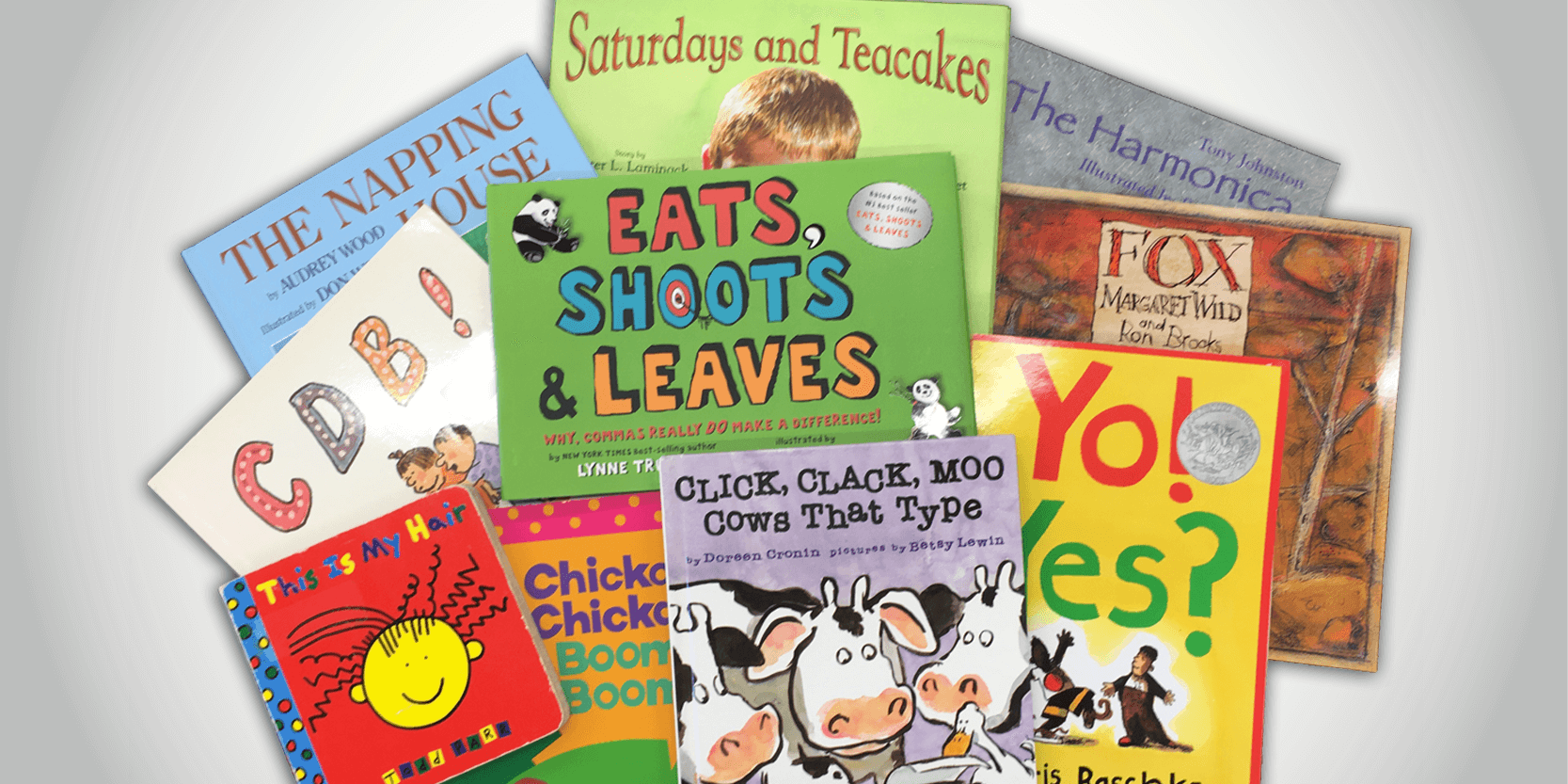 Kristina's Favorite Picture Books for Teaching the 6 Traits