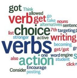 Focusing on Action Verbs