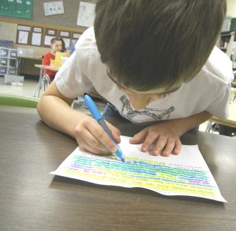 Developing Paragraph Writing--One Sentence at a Time
