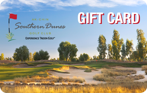 AK-Chin Southern Dunes Gift Card