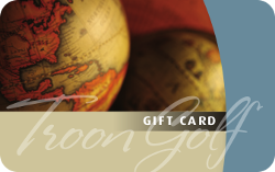 Troon Golf Gift Card