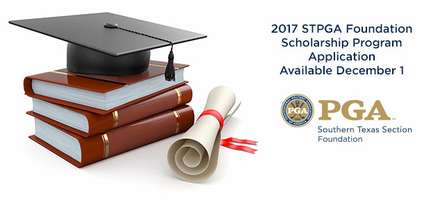 Scholarship Program Application Now Available