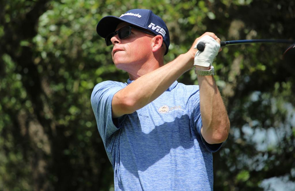 Alexander Wins 2019 STPGA Spring Classic at The Clubs of Cordillera Ranch