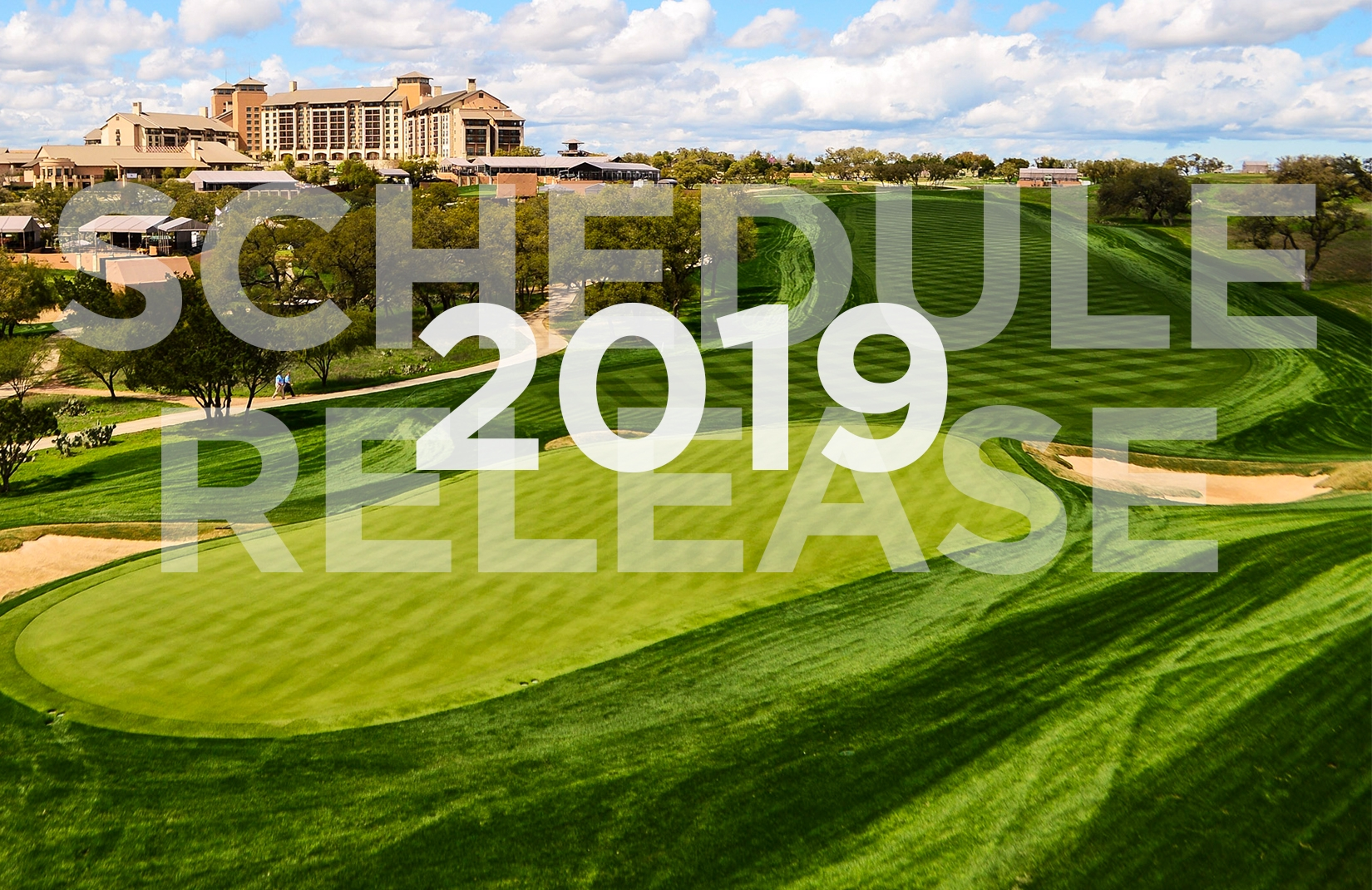 Southern Texas PGA Unveils 2019 Tournament Schedule