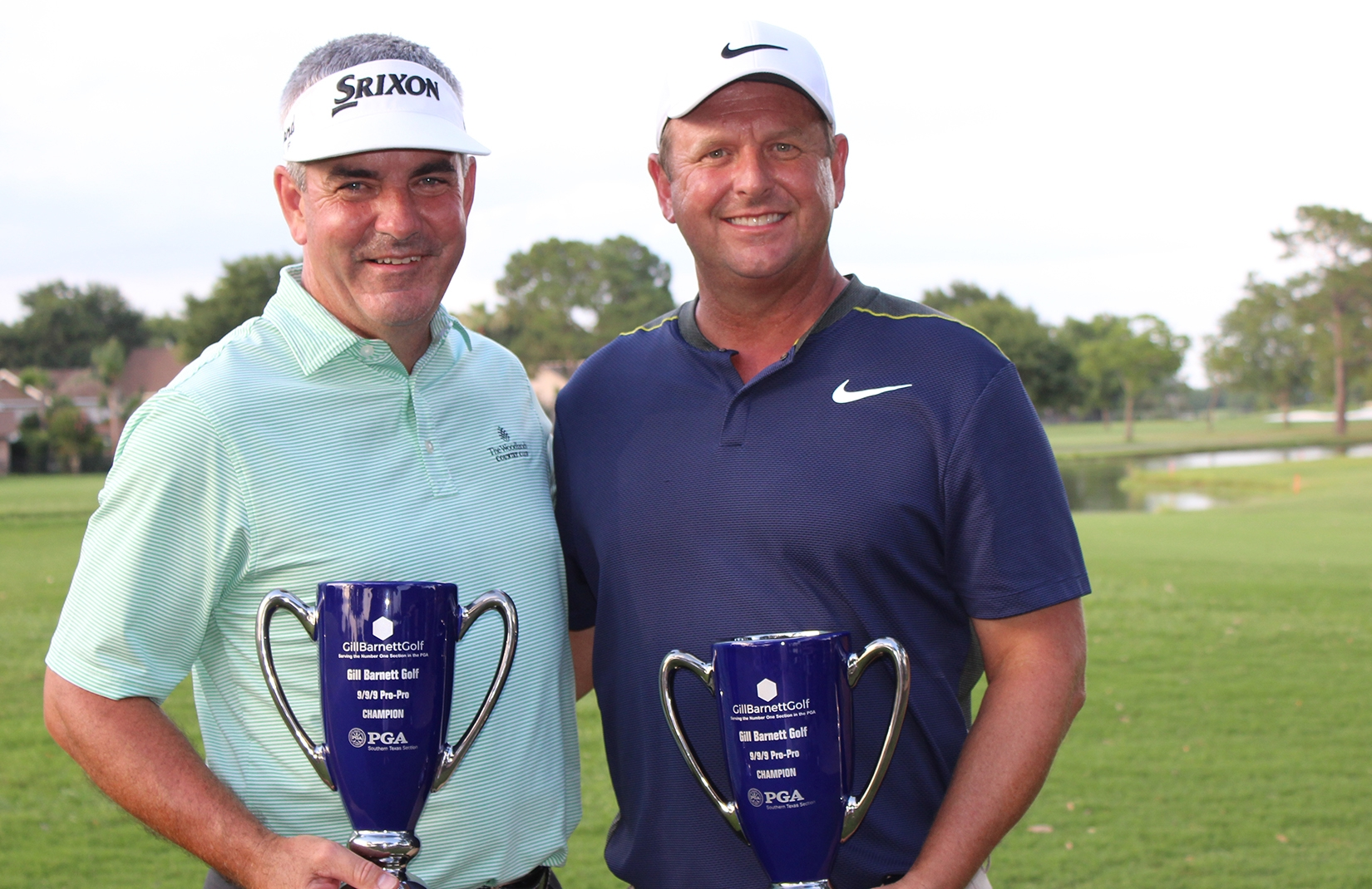 Earnest & Fuston Win Gill Barnett Golf 9-9-9 Pro-Pro