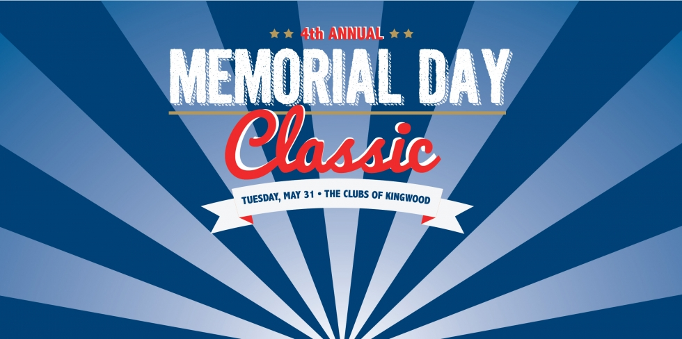 4th Annual Memorial Day Classic at The Clubs of Kingwood - Forest Course