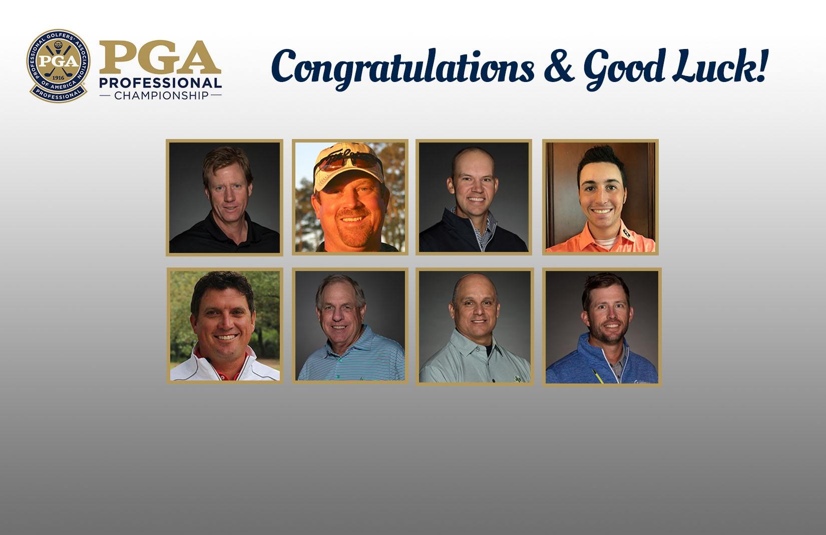 Eight to Represent Southern Texas PGA at 2018 PGA Professional Championship