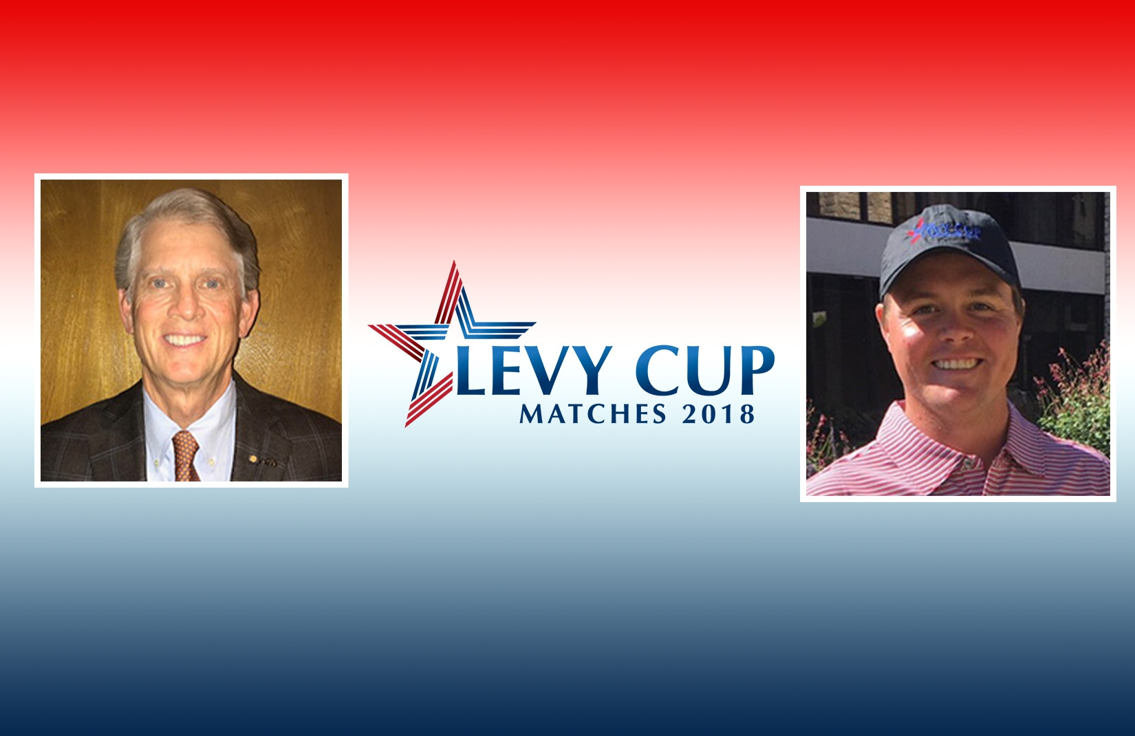 David Pilsner and Ryan Briggs Named 2nd Levy Cup Matches Co-Captains