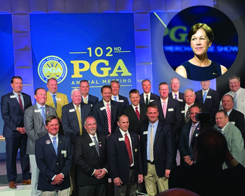 SFPGA Professional, Suzy Whaley Elected 41st President of the PGA of America
