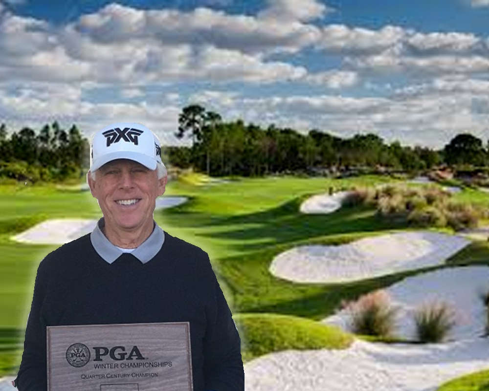 San Filippo Wins PGA Quarter Century Winter Championship