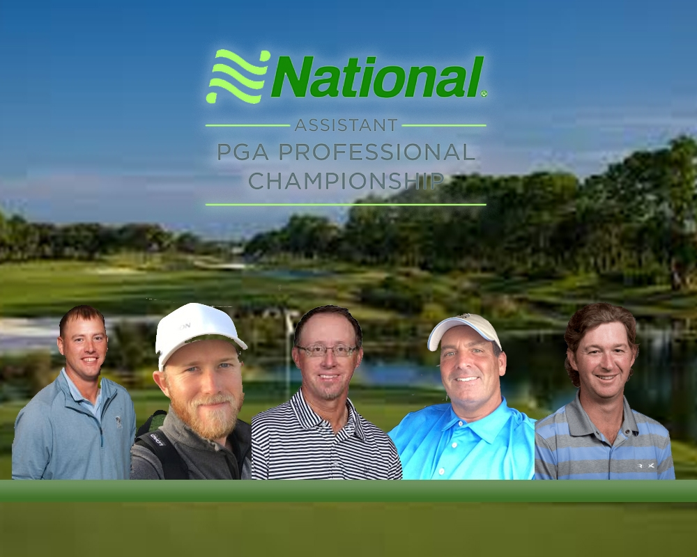 5 SFPGA Assistants Set to Compete in the 42nd National Car Rental Assistant PGA Professional Championship