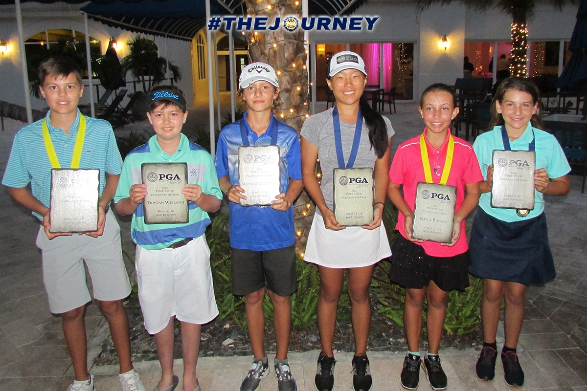 8 Players Named 2018 Prep Tour Player of the Year Winners