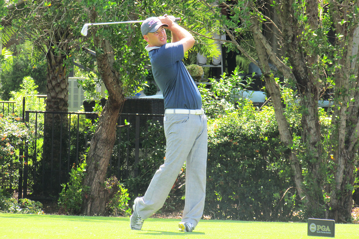Andrew Filbert, PGA Plays in The Honda Classic for the First Time