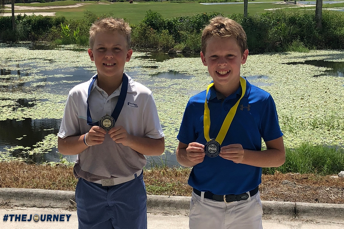 37 Players Competed at the Eagle Lakes Golf Club for the tenth Prep Tour Event of 2018