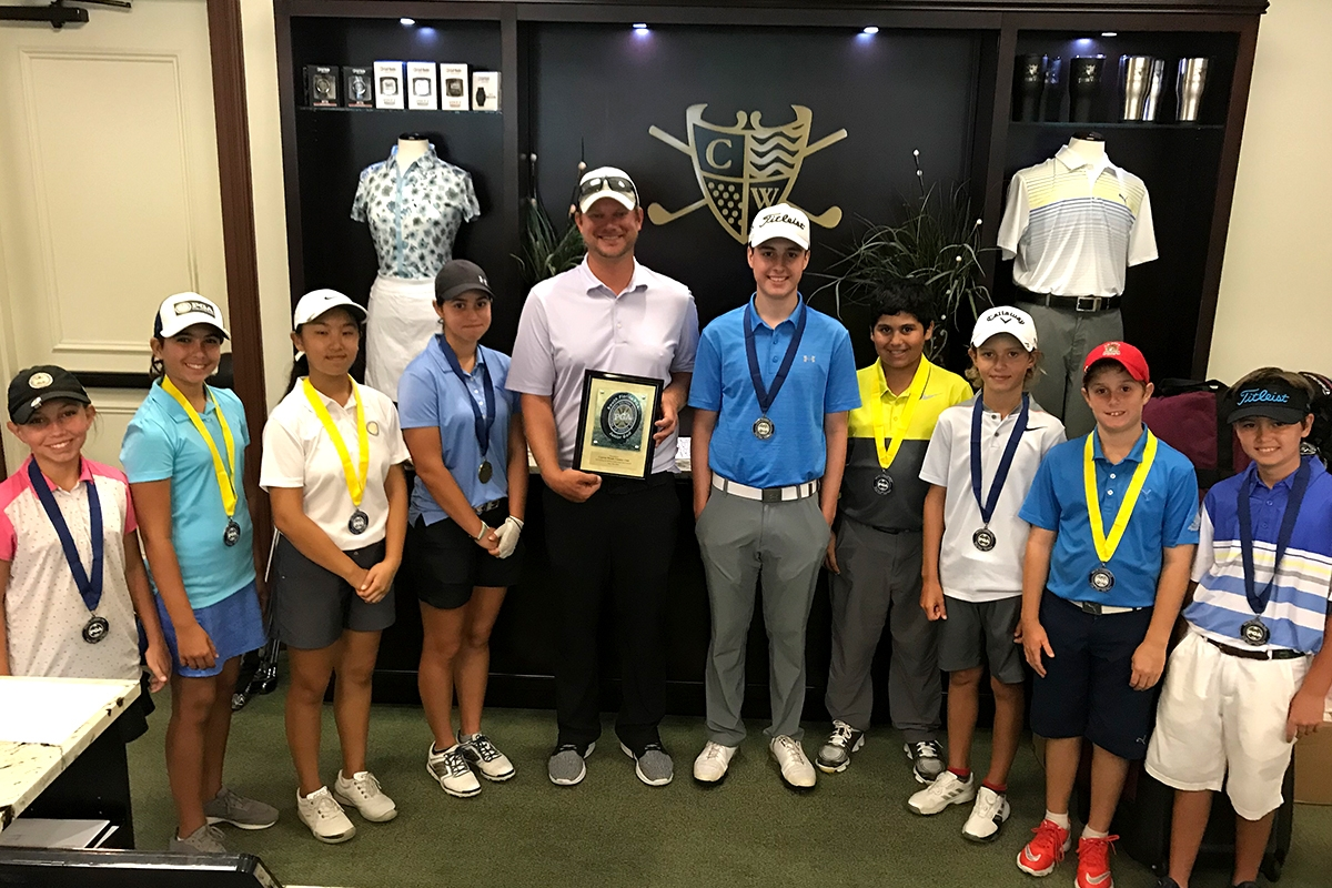 50 Players Competed at Cypress Woods Golf & Country Club For The Fifth Prep Tour Event of 2018