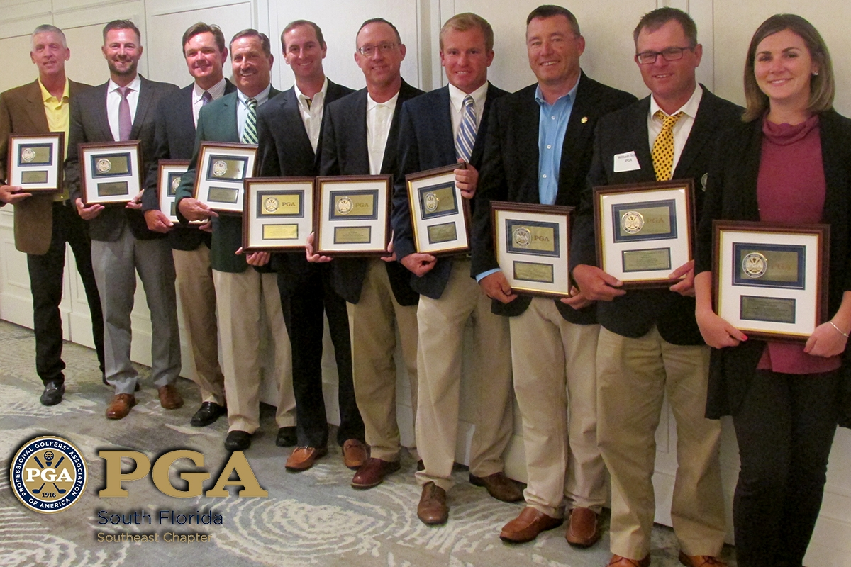 2018 Southeast Chapter Meeting and Awards Presentation