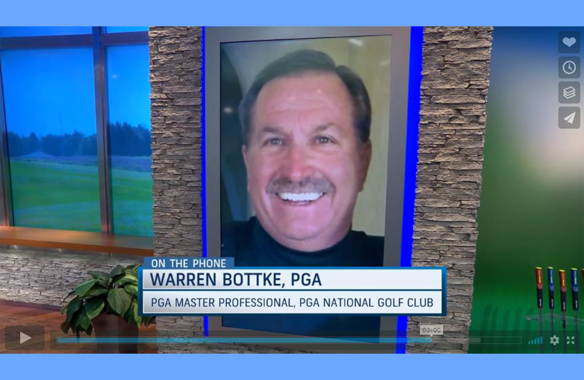 Warren Bottke, PGA On Morning Drive