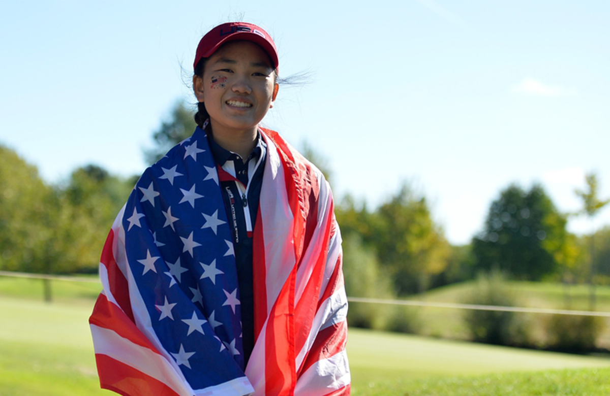US Team Wins 2018 Junior Ryder Cup Featuring Two Former SFPGA Junior Tour Members