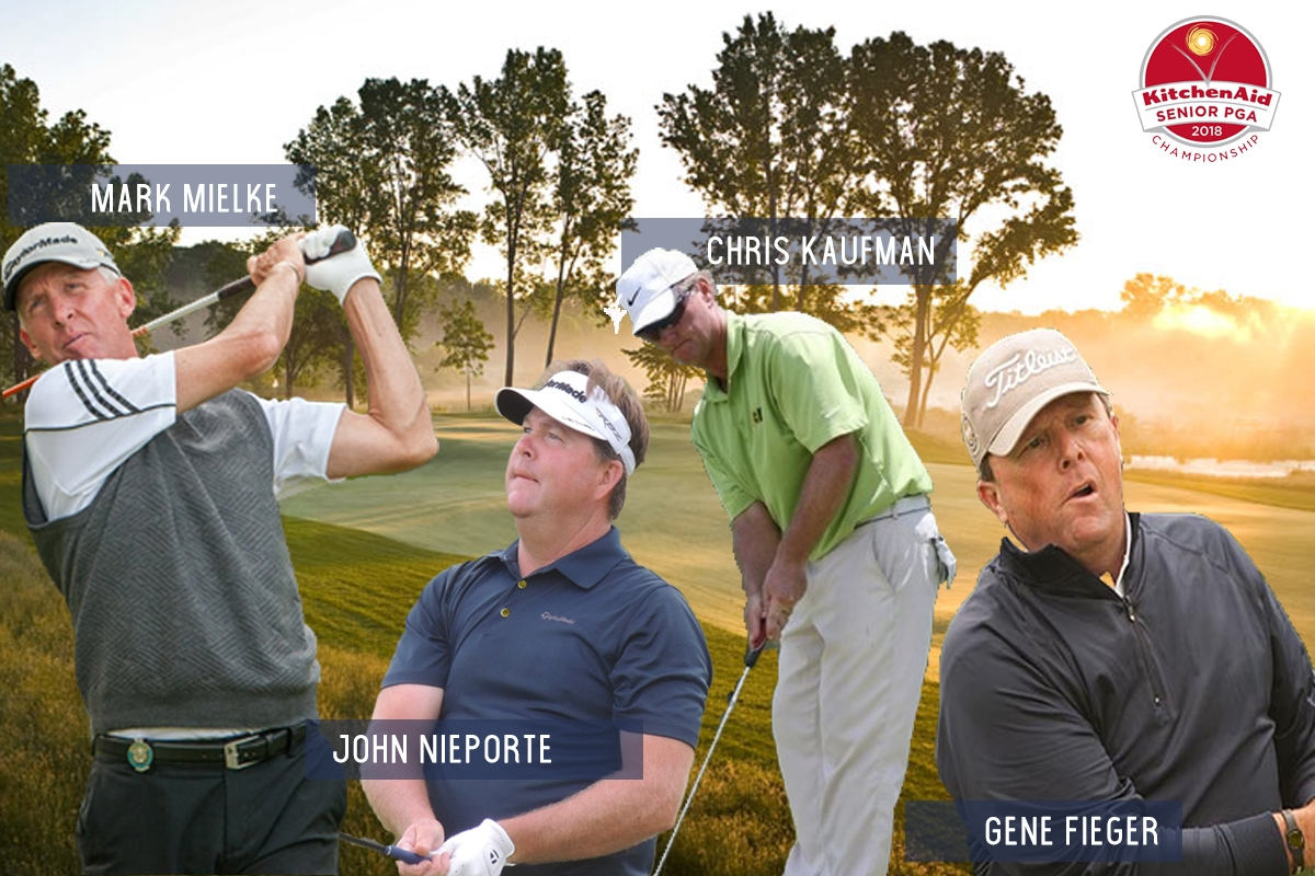 4 SFPGA Pros Set to Compete in the KitchenAid Senior PGA Championship