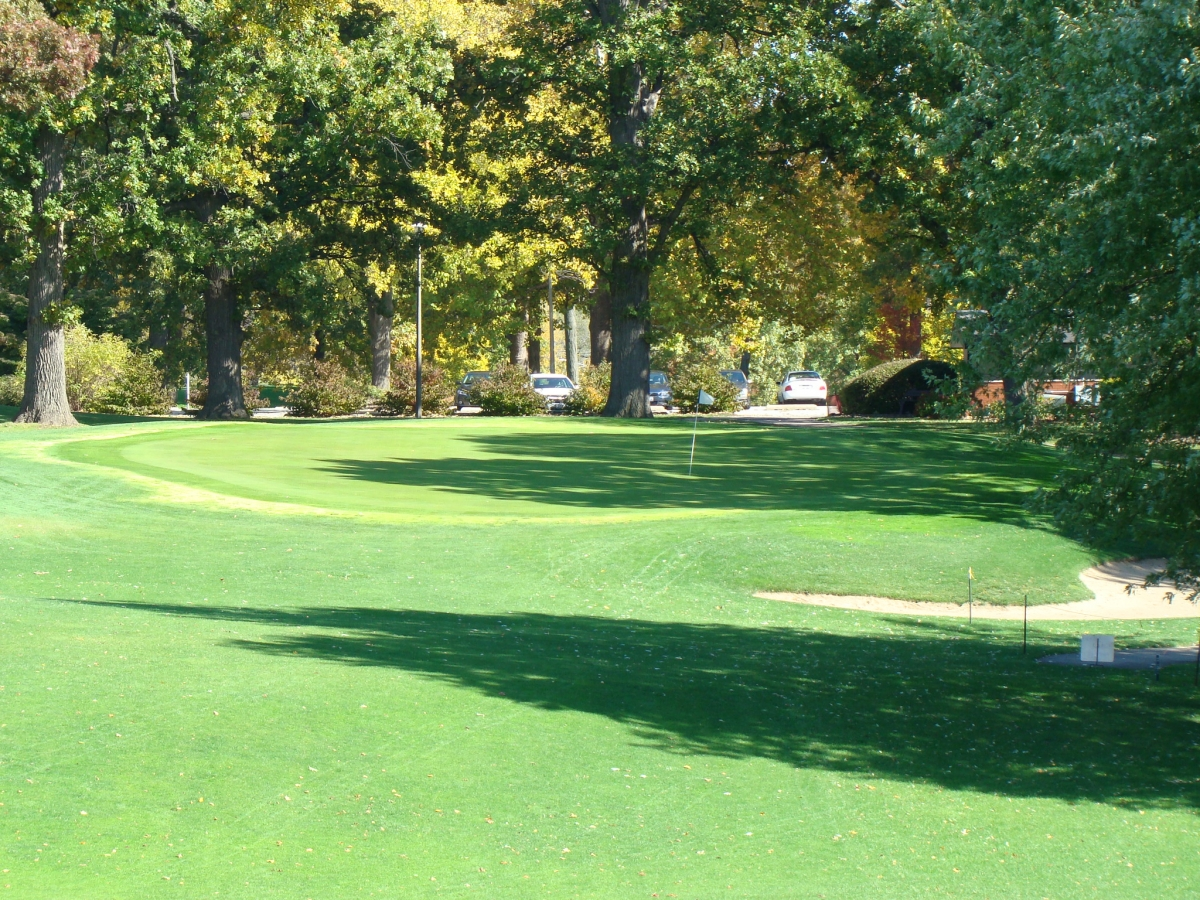 Springfield Park District Golf Courses