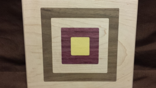NESTED SQUARE