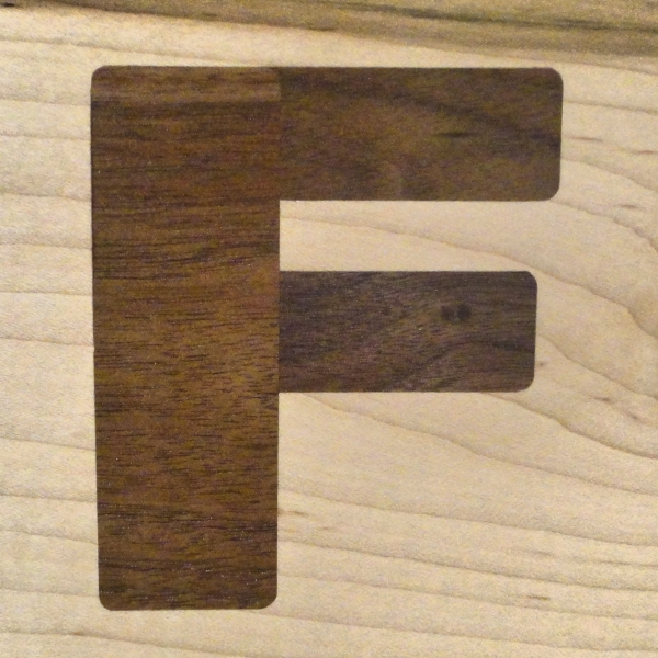F Basic Inlay