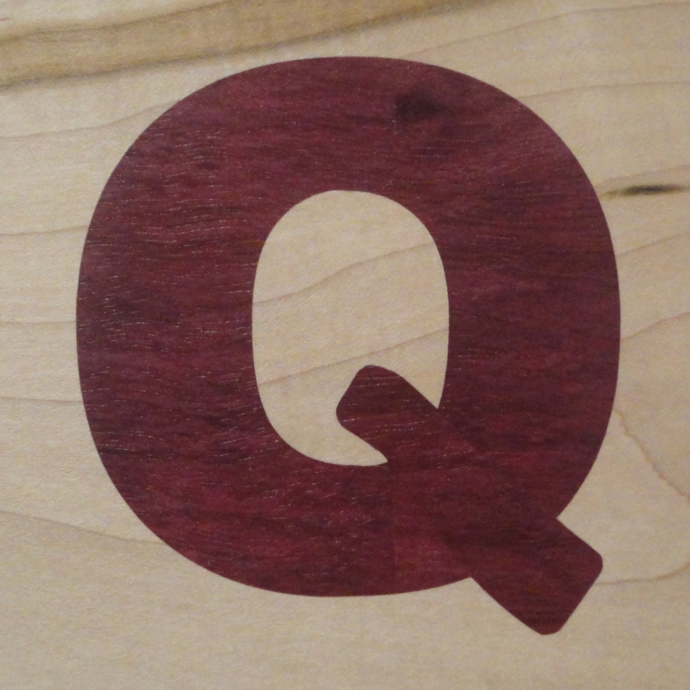 Q Basic Inlay
