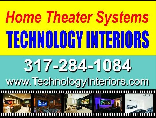 Call Today To Let Us Design You A Custom Home Theater System